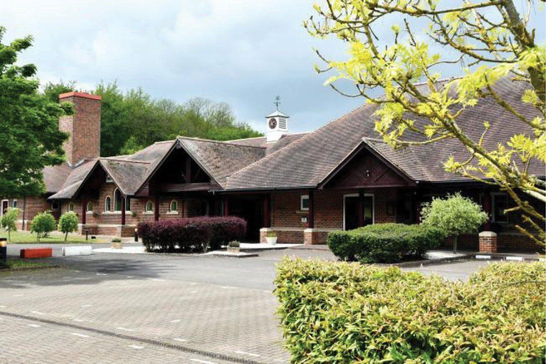 Basingstoke Exterior