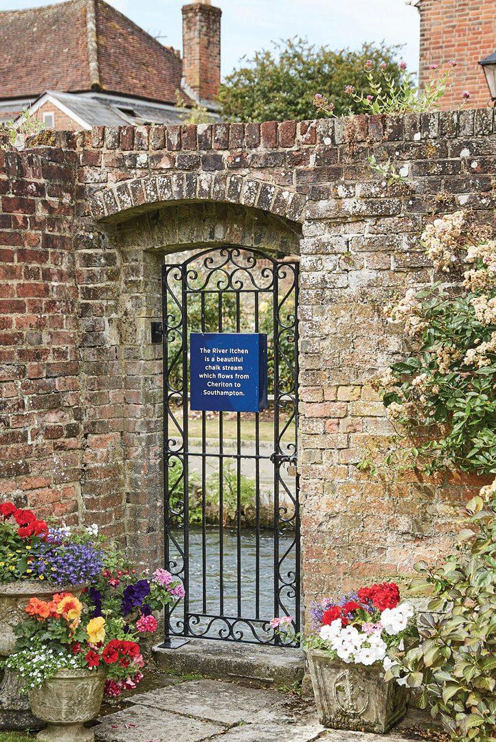 Chesil gate